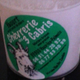 Yaourt de chèvre - arôme vanille