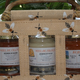 Panier assortiment de miel