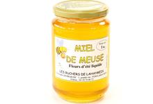 Miel de fleurs d'été liquide