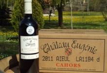 Château Eugénie CAHORS C.R.Aïeul 2011