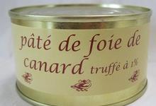 Pâté de foie gras truffé