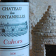 Château des Fontanelles, AOP Cahors
