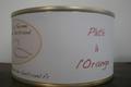 Pâté de Canard à l'Orange