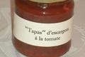"""""""tapas d'escargots"""" à la tomate"""