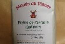Farine de Sarrasin (blé noir)