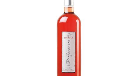 Chateau Boujac - AOP Fronton - Cuvée Préférences rosé BIO