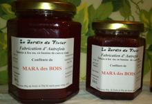 Confiture de Fraise « Mara des Bois »