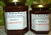 Marmelade de Gariguette