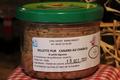 Rillette 100% canard au Chablis et petits légumes