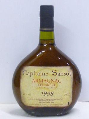 Armagnac 1998