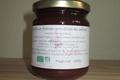 Confiture fraises-groseilles au safran
