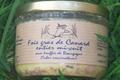 Foie gras de canard entier mi-cuit aux truffes de Bourgogne