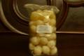 Bonbons fourrés avec 30% de miel