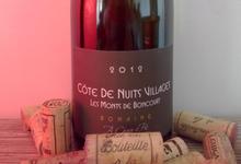 """Côte De Nuits Village """"Les Monts De Boncourt"""" Blanc"""