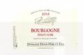 Domaine Denis - BOURGOGNE PINOT NOIR