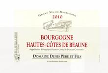 Domaine Denis - BOURGOGNE HAUTES COTES DE BEAUNE