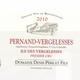 """Domaine Denis - PERNAND-VERGELESSES 1ER CRU """"ILE DES VERGELESSES"""""""