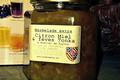 Marmelade de Citron au miel et fève Tonka