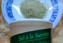 sel à la sarriette