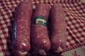 saucisson à cuire boeuf et porc