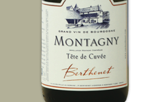 Berthenet - Montagny « Tête de Cuvée »