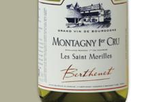 Berthenet - Montagny 1er Cru « Les Saint-Morilles »