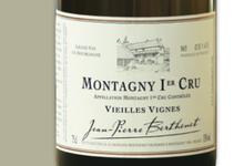 Berthenet - Montagny 1er Cru « Vieilles Vignes »