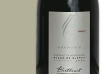 Berthenet - Crémant de Bourgogne « Harmonie » Vintage 2010
