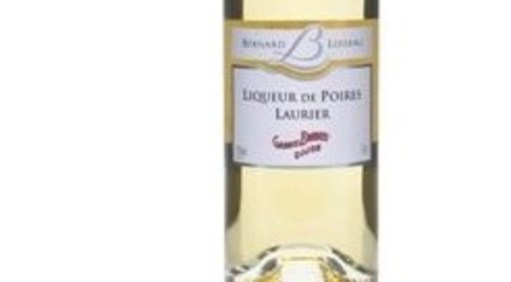 Liqueur de poires & laurier