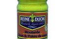 Moutarde au Citron et Poivre de cassis