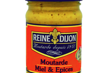 Moutarde au Miel et Epices