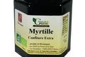 Confiture artisanale bio de Myrtille