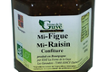Confiture artisanale bio Mi-Figue/Mi Raisin