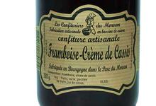 Confiture Framboise-Crème de cassis