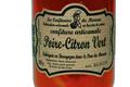 Confiture Poire-Citron vert