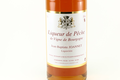 Liqueur de Pêche de vigne de Bourgogne