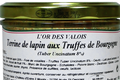Terrine de Lapin aux Truffes de Bourgogne