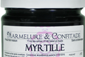 Confiture de myrtille