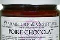 Confiture de poire et chocolat