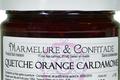 Confiture de quetsche, orange et cardamone