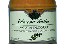 Fallot - Moutarde Brune Douce aux Aromates