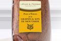 Pain d'épices aux graines et son de moutarde E. Fallot