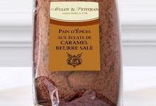 Pain d'épices au caramel au beurre salé