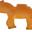 Âne en pain d'épices