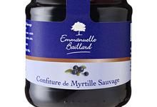 Confiture extra de Myrtille Sauvage
