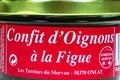 Confit d'oignon à la figue