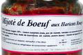 Mijoté de boeuf aux haricots rouges