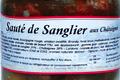 Sauté de Sanglier aux Châtaignes