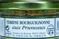 Terrine Bourguignonne aux pruneaux