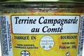 Terrine Campagnarde au Comté